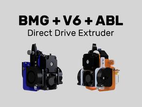 BMG + V6 + ABL Direct Drive Extruder
