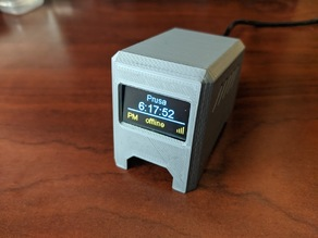OctoPrint 3D Printer Monitor - For Easy Build Kit
