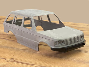 Land Rover Renge Rover P38 313mm (Axial, Scx10)