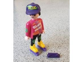 Playmobil inline skates