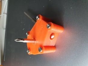 Right Angle Screw Driver/Drill Adaptor