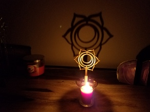 Chakra Shadow Maker - Svadhishthana
