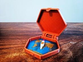 The Earth Explorer Compass