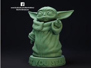 Baby Yoda - Free Sample