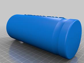 Exhaust batteries bin