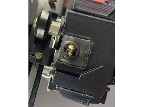 Optimized Ender3/CR10, duct for stock 4010 fan blower