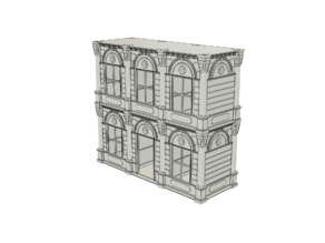 Playscale Mansion