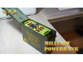 Military Powerbank