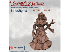 Monster Mondays: Belashyrra