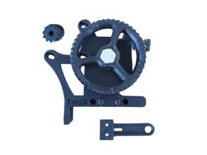 Graber i3 Tec3d Parts