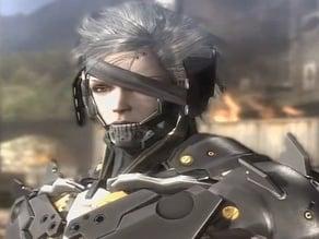 "Metal Gear Solid ""Raiden"" Armour Body Suit"