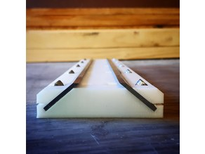 Jointer blades sharpening jig