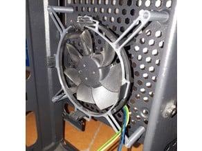 Adapter for CPU fan to 120mm case fan