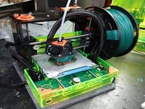 Minibot Ultra 3D Printer (ERRF2019)
