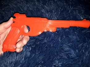 The Mandalorian Blaster
