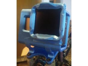 Martian 2 GoPro HERO 5/6/7 Reelsteady/Dampened 25° mount + ND filter Lenscap