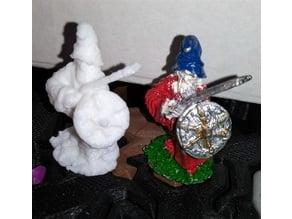 Replica of Grenadier Wizard 2001B Miniature