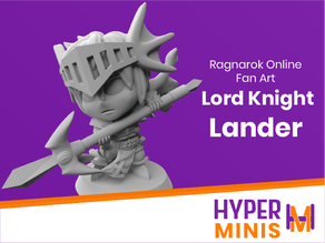 Chibi Lord Knight Lander