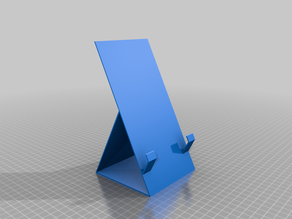 Parametric Phone/Tablet Stand