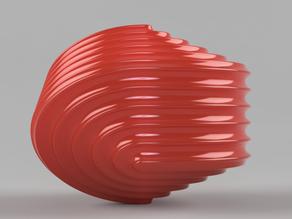 Sphericon 02 (Hexagon Based)
