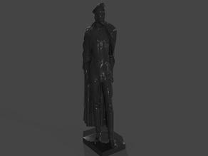 Felix Dzerzhinsky bust (USSR NKVD LEADER) IRON FELEX