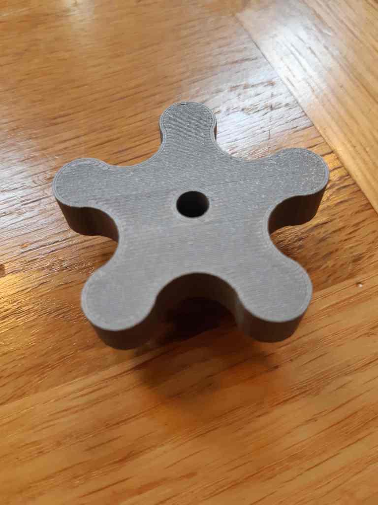 M6 fingerwheel