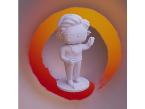 Dr. Lisa Su Figurine