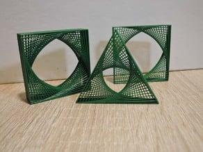 web poligon Customizable