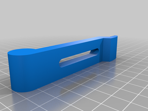 Wasteboard clamp for X-carve