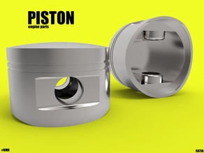Piston | Car Engine Fan