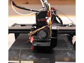 Ender 5 Direct Drive BGM-E3D v6 X-Axis Linear Rail for Hero Me MS