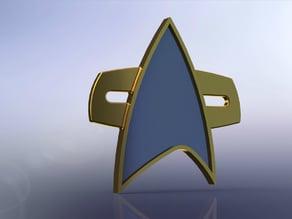 Star Trek: Voyager / Deep Space Nine - Starfleet Combadge