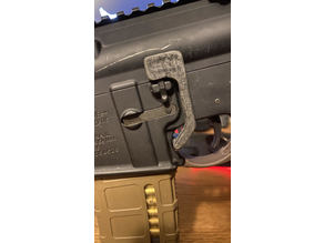 M4 / AR-15 Battery Assist Device