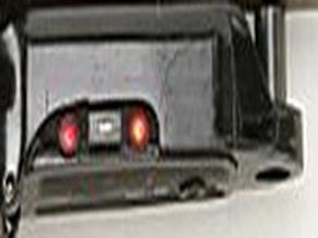 Underbarrel Plasma Catode (led box) for H8R Revolver
