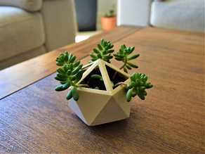 Low Poly Planter