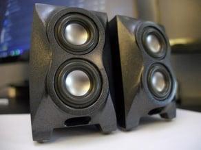 Nano HiFi Speaker Enclosure