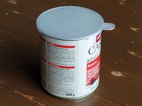10cm Can Lid