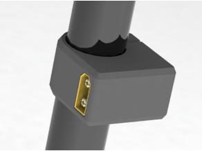 XT90 Seat-post bracket