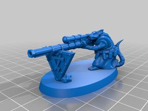 Rat man Sniper Mk2