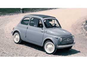 Fiat Nuova 500 1960