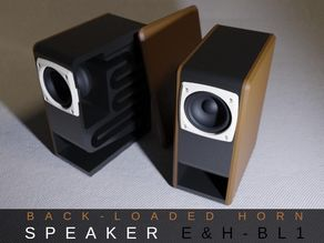 Back Horn Speaker BL1 - Bluetooth, Active, Passive
