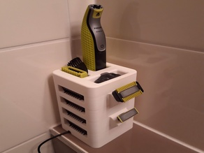 Philips OneBlade Stand, equipment storage and charging dock
