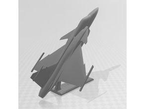 Saab Jas-39 Gripen fighter jet