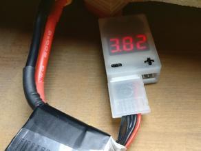 LiPo Battery Warner Case