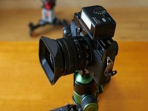 Fujifilm Square Hood, (REMIX)  Fujinon XF 18-55mm f.2.8-4 R LM OIS
