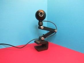 Webcam C120 Rebuild