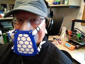 3D Printed N95 Respirator