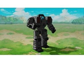 sci fi robot