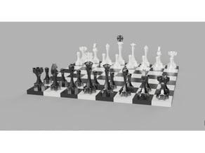 Jeu d'échecs Salomon