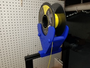 Top Rail Filament Spool Holder Ender 3 / Cr-10 Series (2020 mount)